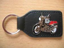 Portachiavi BMW R Roadster grigio rosso Art. 0433 Moto Motorbike Moto