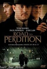 ROAD TO PERDITION (Tom Hanks, Paul Newman, Jude Law)