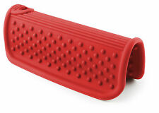Dexas Cool Grip Silicone Pot Handle Holder - Red, Green, Purple or Grey