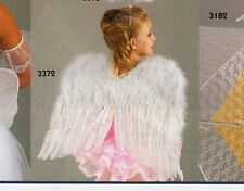 NWT White Feather Angel Wings  Feathers on both sides child size