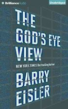 The God's Eye View by Barry Eisler (2016, CD, Unabridged)