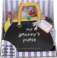 My Granny's Purse by P. H. Hanson (2013, Board Book, New Edition)
