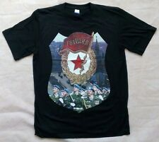 Red Guards Russian Airborne Troops T-Shirt, L
