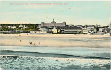 OLD ORCHARD ME – Old Orchard House from the Pier - 1913
