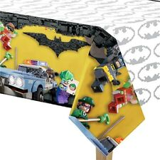 Lego Batman 1X Plastic Table Cover Birthday Party Supplies Decoration