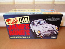 Corgi James Bond Aston Martin DB5 Silver 50th Anniversary Version 1 - CC04203