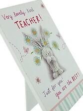 Bebunni Spécial Best Enseignant-cadeaux Thank You Panneau Mural Cadre/Plaque