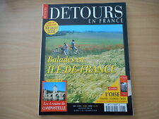 DÉTOURS EN FRANCE - Balades en île-de-france - mars 2000 N° 56