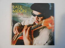 RAUL MIDON : STATE OF MIND ( LIVE DVD ) [ NEW / NEUF PORT GRATUIT ]