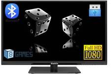 "BlackOx 24LE201 24"" Bluetooth Full HD LED TV -3 Yrs Wty -USB Media-Games"
