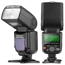 Neewer VK750 II i-TTL Speedlite Flash with LCD Display for Nikon D7100 D7000