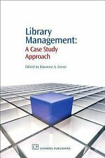 Library Management: A Case Study Approach-ExLibrary