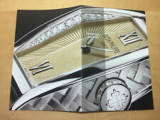Booklet PATEK PHILIPPE - Gondolo Ref. 4949 - New Models 2007