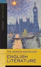 The Norton Anthology of English Literature, Volume 2: The Romantic Period throug