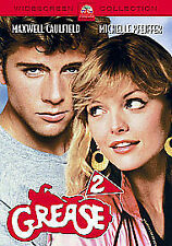 GREASE 2 [5014437918031] NEW DVD