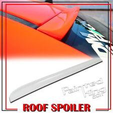 Painted For Acura TSX CU2 K-Style Sedan Rear Roof Lip Spoiler 09-12 Window Visor