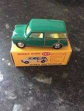 Dinky Toys (Atlas Editions) MORRIS MINI TRAVELLER No.197. MINT