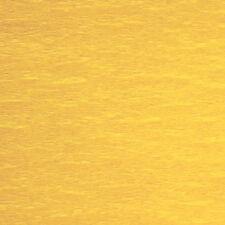 Feuille de Crépon Papier jaune 150 cm x 50 cm 112149 loisirs creatif decoration