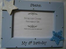 First Birthday Personaised Photo Frame