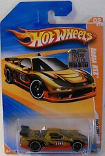 X1-HOT WHEELS 2010 2/12  TRACK STARS ACURA NSX FACTORY SET VHTF