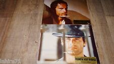 terence hill TRINITA VOIT ROUGE !  photos cinema luxe lobby cards 1972 western