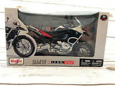 Maisto BMW R1200 GS Red 1/12 Scale 2008