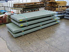 BOX PROFILE PLASTISOL PVC COATED ROOF  SHEETS 10FT LONG  OlLIVE GREEN CORRUGATED