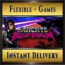 Far Cry 3 - Blood Dragon - Steam Gift Digital Key [PC] Instant Delivery