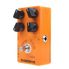 Caline CP-18 Orange Overdrive Pre AMP Electric Guitar Effects Pedal Z2R6