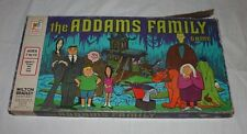 The ADDAMS FAMILY Game - Vintage 1974 Milton Bradley Board Game - Lose to Win