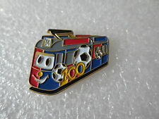 FC Basel Football Club Train Tram Pin Badge, UEFA FA Switzerland Super League
