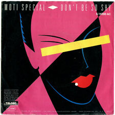 "MOTI SPECIAL - DON'T BE SO SHY / aus  7""  Sammlung 1985"
