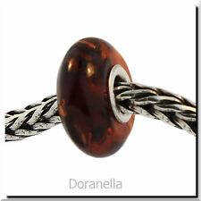 Authentic Trollbeads Amber 71004 Caramel Sunset :0 27% OFF
