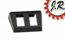 Classic car switch panel - 2-trou rectangulaire support-AB168