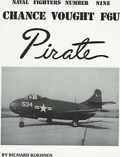 Ginter Naval Fighters 9: Chance Vought F6U Pirate