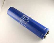 New GE 23B Series 1200uF 400V Large Can Screw Terminal Capacitor 1.2KuF