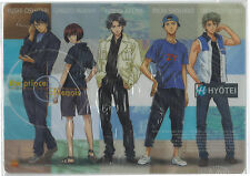Prince of Tennis Pencil Board 8in by 11in (20.32cm by 27.94cm)