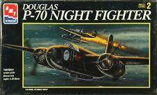 AMT/ERTL 1:48 Douglas P-70 Night Fighter Plastic Model Kit #8646