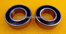 1 PCS - 15268-2RS (15x26x8 mm) Rubber Sealed Ball Bearing Bearings (BLACK)