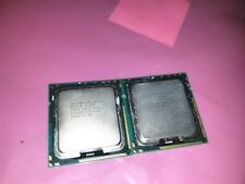 Lot of 2 Intel Xeon X5650 2.66GHz 12MB 6.4GT/s SLBV3 Cpus