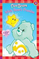 Care Bears: Wish Bear's Promise  (2005 Paperback) Scholastic Level 2 Reader Book