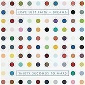 Thirty Seconds to Mars - Love Lust Faith + Dreams (2013)  Deluxe CD+DVD  NEW