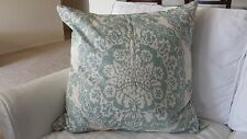Pottery Barn Lucianna Medallion Pillow Cover BLUE 24""