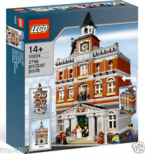 New Sealed Lego 10224 Town Hall