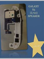 OEM SAMSUNG GALAXY S3 L710 WHITE SPEAKERPHONE REPAIR ASSEMBLY WITH AUDIO JACK
