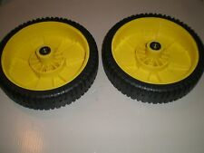 (2) 14SE/14SB/14PZ/JA65/JX75 John Deere Wheels replaces AM115138 NEW!!