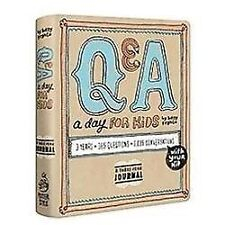 Q&A a Day for Kids: A Three-Year Journal, Franco, Betsy, Good Book