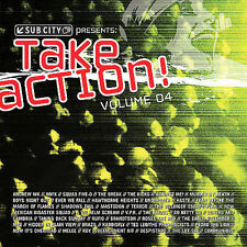 Take Action!, Vol. 4 Various Artists MUSIC CD