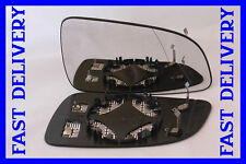 VAUXHALL ASTRA H MK5 VXR 2004-2009 WING MIRROR GLASS BLIND SPOT HEATED RIGHT