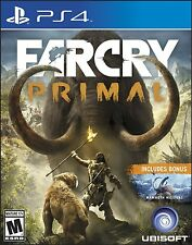 Far Cry Primal - PlayStation 4 Standard Edition ✔✔ NEW ✔✔ In Stock